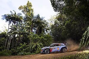 WRC Preview Les horaires du Rallye d'Australie en heure de Paris