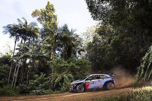 Les horaires du Rallye d'Australie en heure de Paris