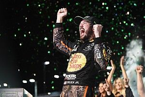 Truex named NMPA Driver of the Year