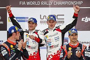トヨタ加入後、初優勝のタナク「決して簡単なラリーではなかった」