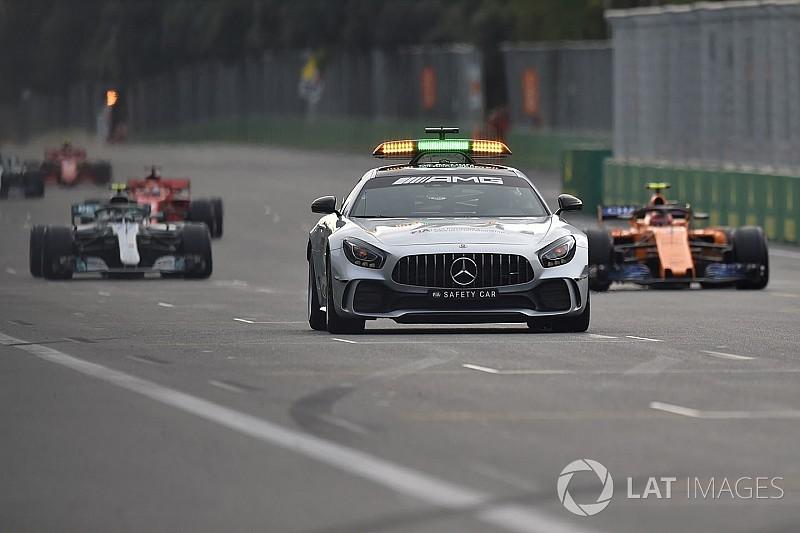 Az FIA nem akar igazán gyorsabb biztonsági autót a Forma-1-ben