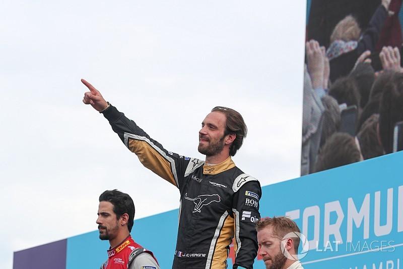 巴黎ePrix:比赛结尾疯狂,维尔恩主场夺冠