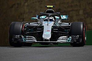 バクーFP1:ボッタス首位、フェラーリ中団に沈む。ガスリーは9番手