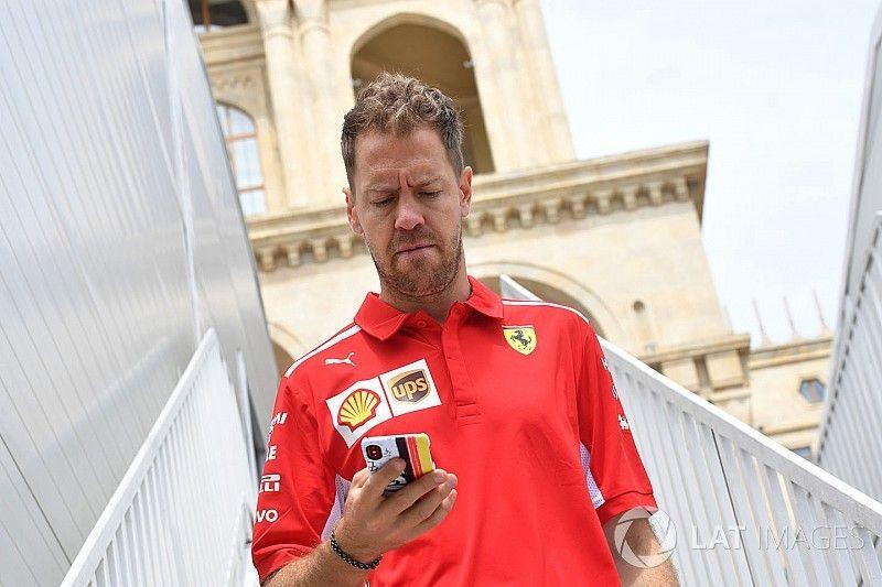 """Vettel: """"Estoy contento de haberlo intentado, ahora es fácil hablar"""""""