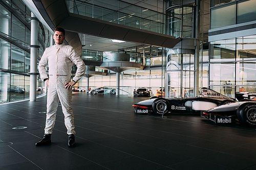 Пилот симулятора McLaren дебютирует в реальных гонках в Хоккенхайме