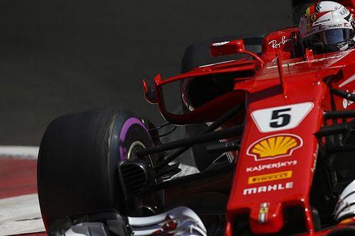 Vettel dice que la lucha por el campeonato no está en sus manos