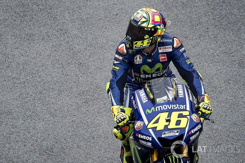 """Rossi: """"Si me encuentro a Márquez haré mi carrera, como toda mi vida"""""""