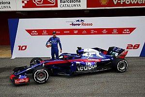 Toro Rosso y su nuevo coche F1 2018