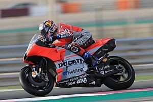 MotoGP Vorschau Dovizioso vor Katar selbstbewusst: