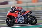 MotoGP MotoGP Katar: Birinci seansta Dovizioso lider, Rossi ikinci