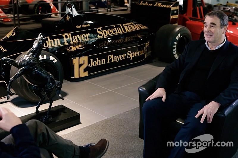 """Mansell : """"On me racontait que j'avais zéro talent"""""""