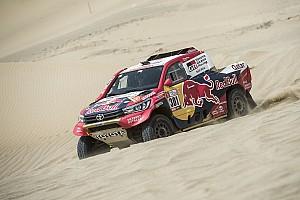 Dakar Rapport d'étape Autos, étape 3 - Al-Attiyah domine, Peterhansel en tête