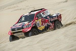 Dakar 2018, Stage 1: Al-Attiyah quickest, Loeb in brake trouble