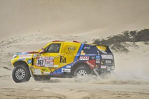 Dakar Motorsport.com hírek Dakar 2018: Szalayék nem folytatják - kizárta őket a versenyigazgatóság