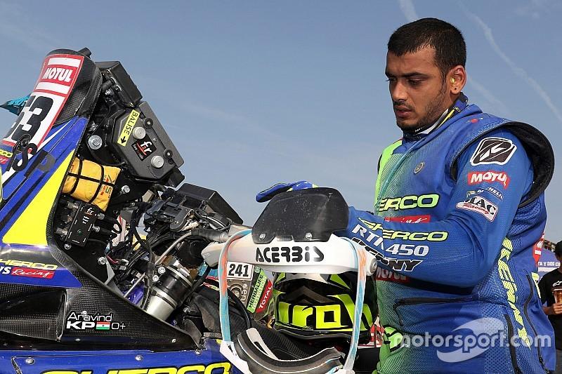 Sherco TVS to field Aravind KP, Tanveer in Merzouga rally