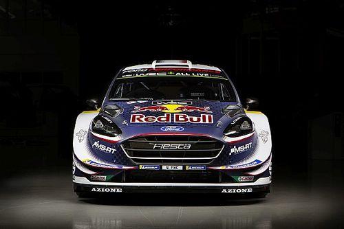 M-Sport présente la Fiesta chargée de défendre les titres WRC