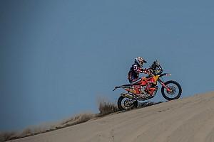 Dakar Rapport d'étape Motos, étape 1 - Sunderland remporte la courte première spéciale