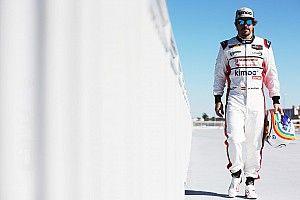 """Alonso, """"listo para divertirse"""" en la primera gran semana de 2018"""