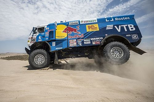 Dakar 2018: Nikolaev ondanks crash naar nieuwe etappezege