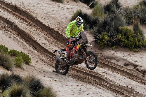 Dakar, Moto, Tappa 8: bis di Meo a Tupiza, van Beveren resiste al top