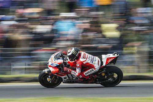 """Lorenzo : """"Au niveau de la vitesse, je ne m'attendais pas à mieux"""""""