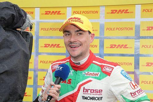 Q3で速さをみせポールポジション獲得のミケリス「とても嬉しい」