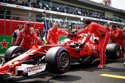 """Vettel acepta que Hamilton fue """"el mejor e hizo mejor su trabajo"""""""