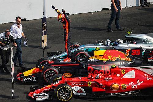 GALERÍA: el GP de México de 2017