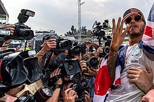 Formel 1 News Weltmeister Lewis Hamilton: Konstanz war ein Schlüssel zum Titel