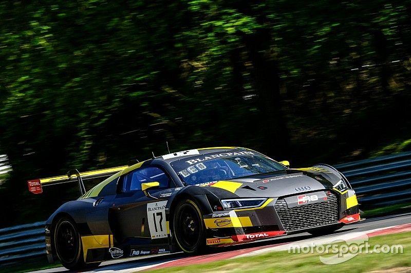 Gara 2: Leonard e Vervisch si impongono a Brands Hatch nel dominio Audi