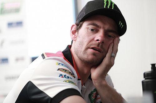 Травма и операции поставили под вопрос участие Кратчлоу в последних гонках сезона
