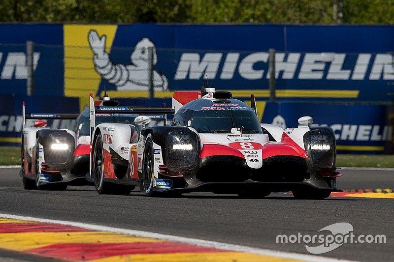 Toyota no dejó que Alonso y Conway lucharan por el triunfo en el final