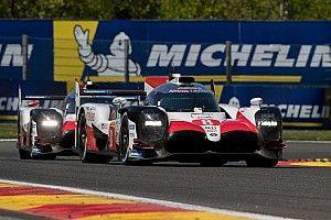 Toyota larang Conway salip Alonso di WEC Spa