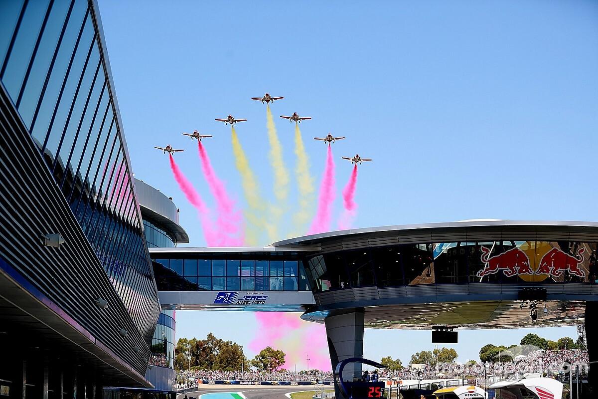 Dorna propone al gobierno español correr en Jerez el 19 y 26 de julio