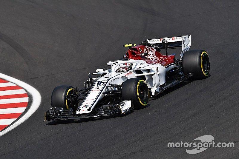 Leclerc: Poor start made Sauber's progress look even bigger