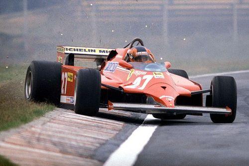 Gilles Villeneuve: le sue auto di Formula 1