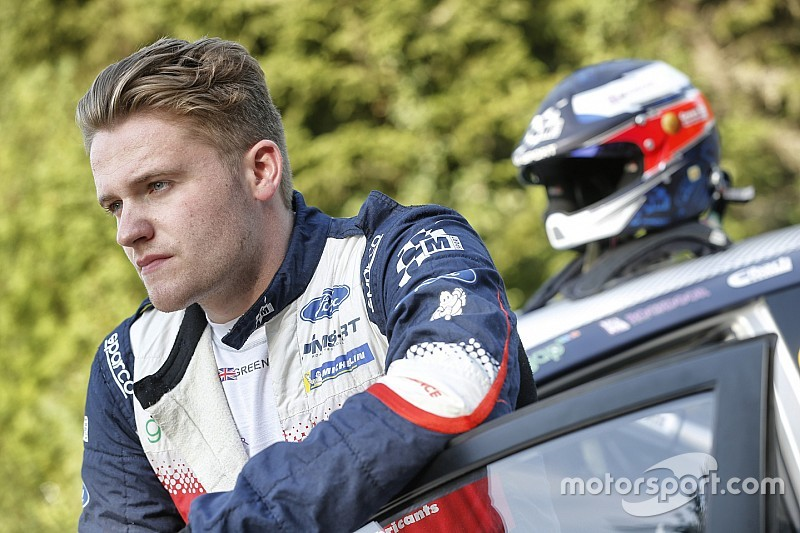 M-Sport WRC2 duo hospitalised in test crash