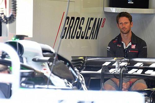 Grosjean admite que talvez nunca vença na F1