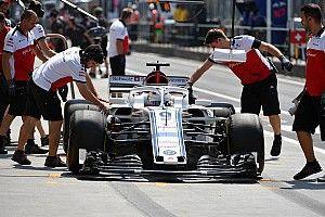 Haas et Sauber ont l'évolution du moteur Ferrari