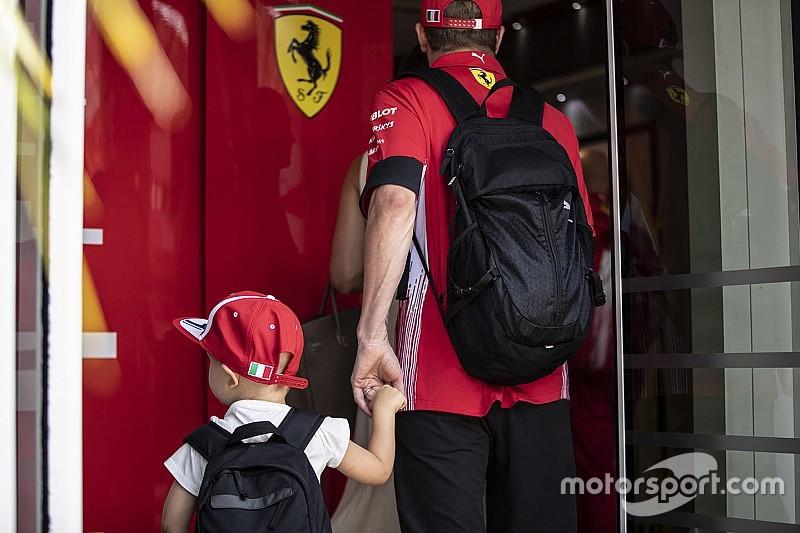 """Kulisszatitkok a Hungaroringről: Räikkönenék, """"titkos"""" megbeszélések, Ricciardo dala"""