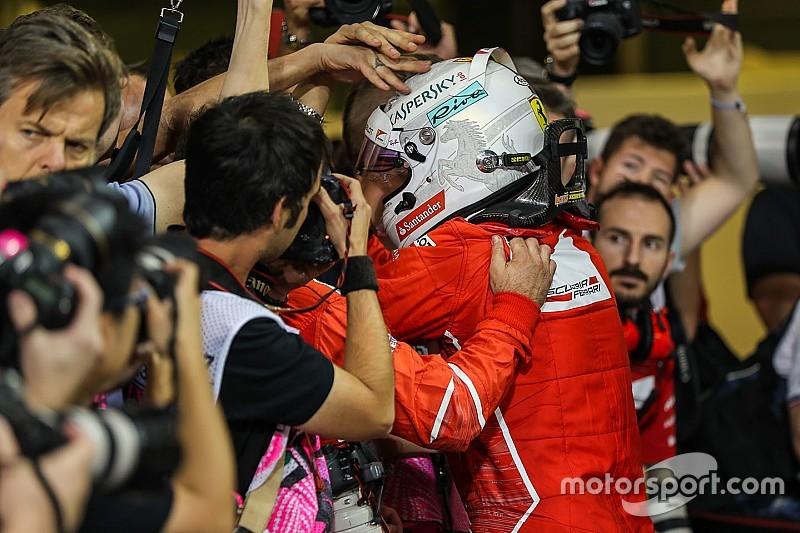 Vettel: Schumacher'in herhangi bir başarısını tekrarlamak harika olur