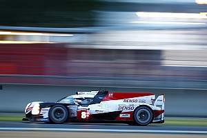 Le Mans Race report Le Mans 24h: Nakajima sends #8 Toyota into the lead