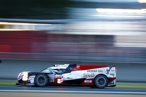 Le Mans 24h: Nakajima sends #8 Toyota into the lead
