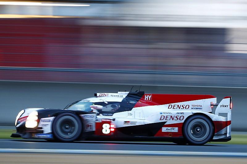 Le Mans 24 Saat - 18. Saat: #8 Toyota farkı 42 saniyeye çıkarttı