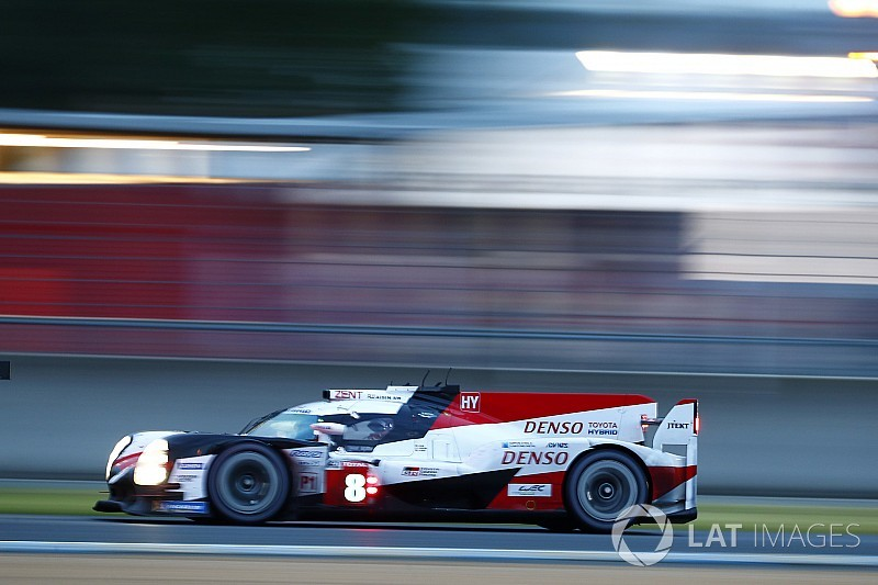 Le Mans 24h: Nakajima sends #8 Toyota into the lead