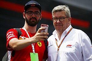 Brawn: Ferrari, 2008'den sonra ilk kez en hızlı araca sahip