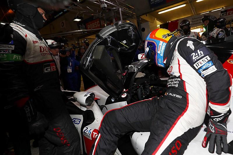 Alonso realizará el segundo relevo de las 24 horas de Le Mans