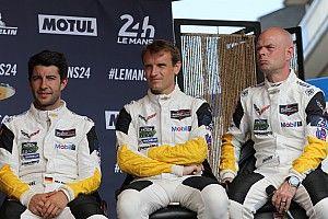 """Antonio García: """"Le Mans siempre te sorprende con algo; hay que tenerle respeto"""""""