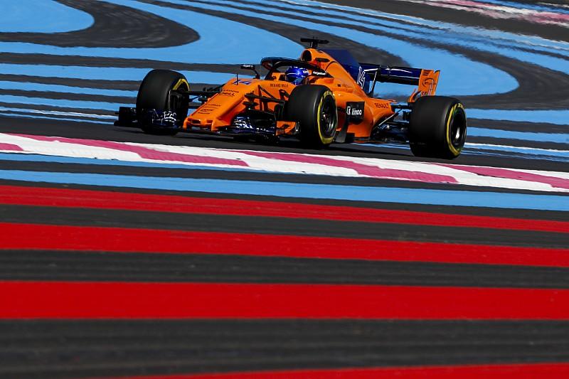 """Alonso: """"En Francia hemos tenido las peores prestaciones de la temporada"""""""