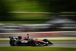Road America IndyCar: Wickens tops third practice for SPM